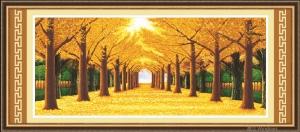 Hàng Cây Lá Vàng